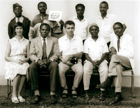 1967: First National Spiritual Assembly of the Baha'is of Cameroon